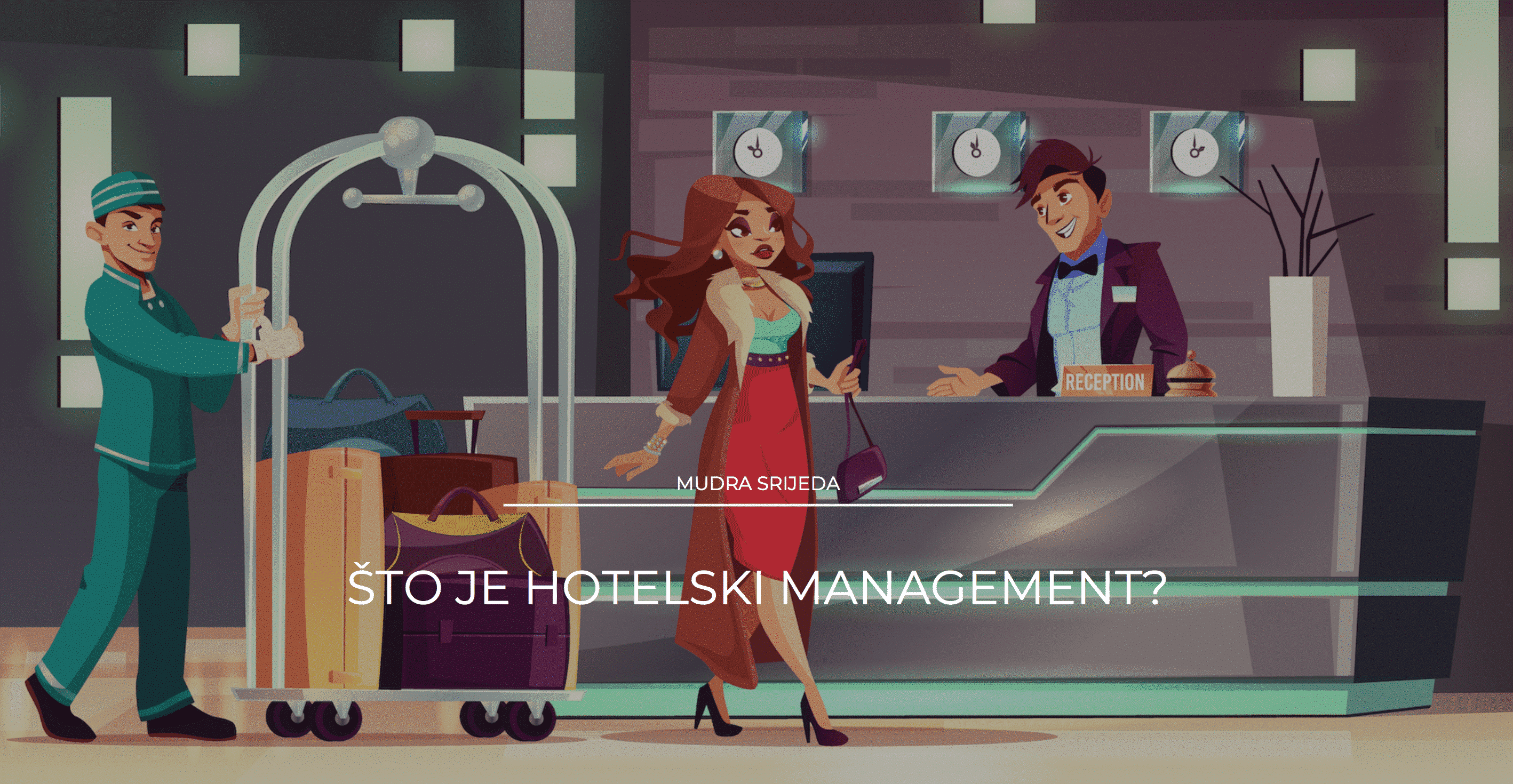 Što je hotelski management?